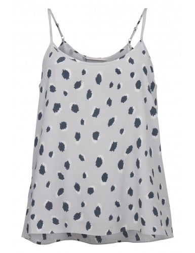 Image of Strappy Printed Singlet