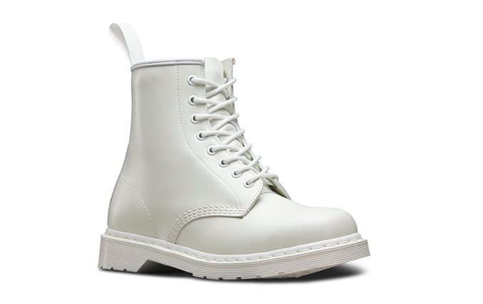 Image of Doc Martens - 1460 Mono White