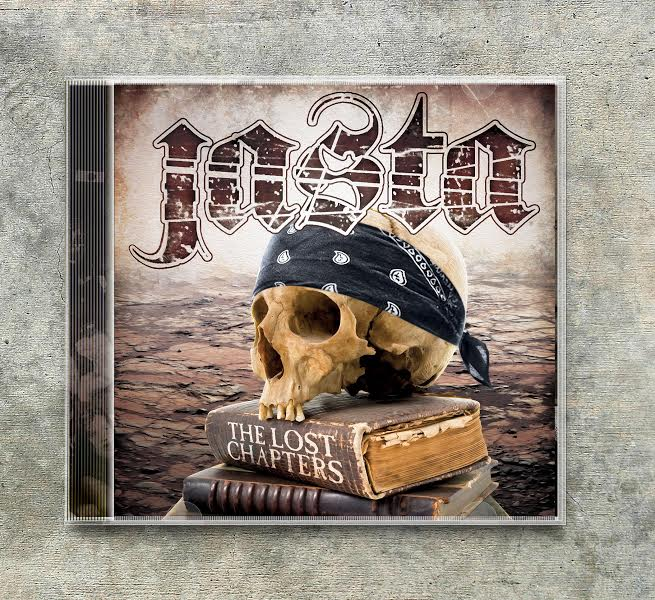 "Image of JASTA ""THE LOST CHAPTERS"" CD"
