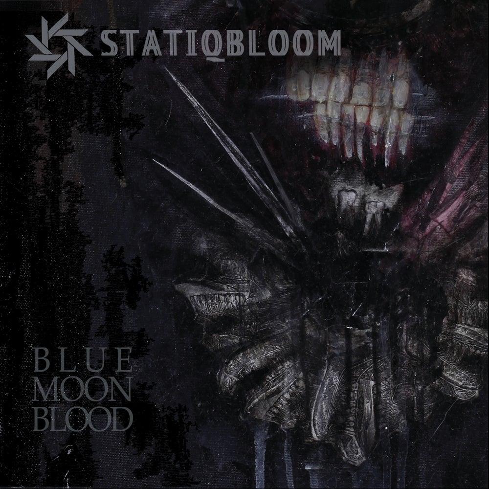 Image of Statiqbloom - Blue Moon Blood LP