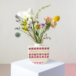 Image of Albers Boat Vase