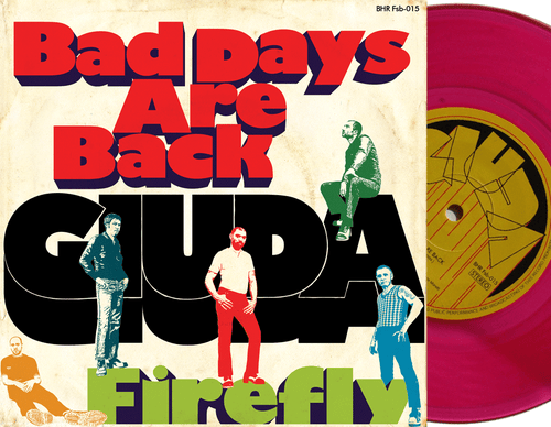 Image of Bad Days Are Back 7""