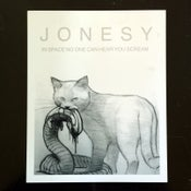 Image of Jonesy Open edition print