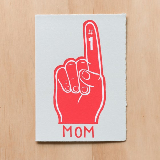 Image of Mom Finger