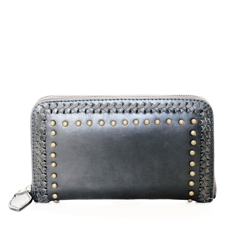 Image of Byron Clutch Leather Purse