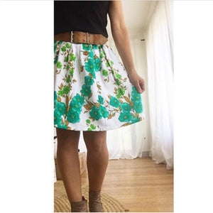 Image of Laura Skirt - choose your own vintage fabric from the collection