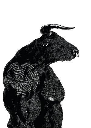 Image of HALF PRICE SALE! Mythology A3 Prints