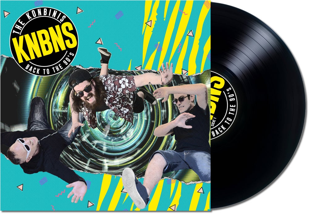 Image of Back to the 90's LP