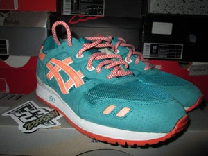 "Image of Asics Gel Lyte III (3) ""Kith: ECP Miami"" *PRE-OWNED*"