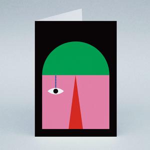 Image of Mushroom Lamp card