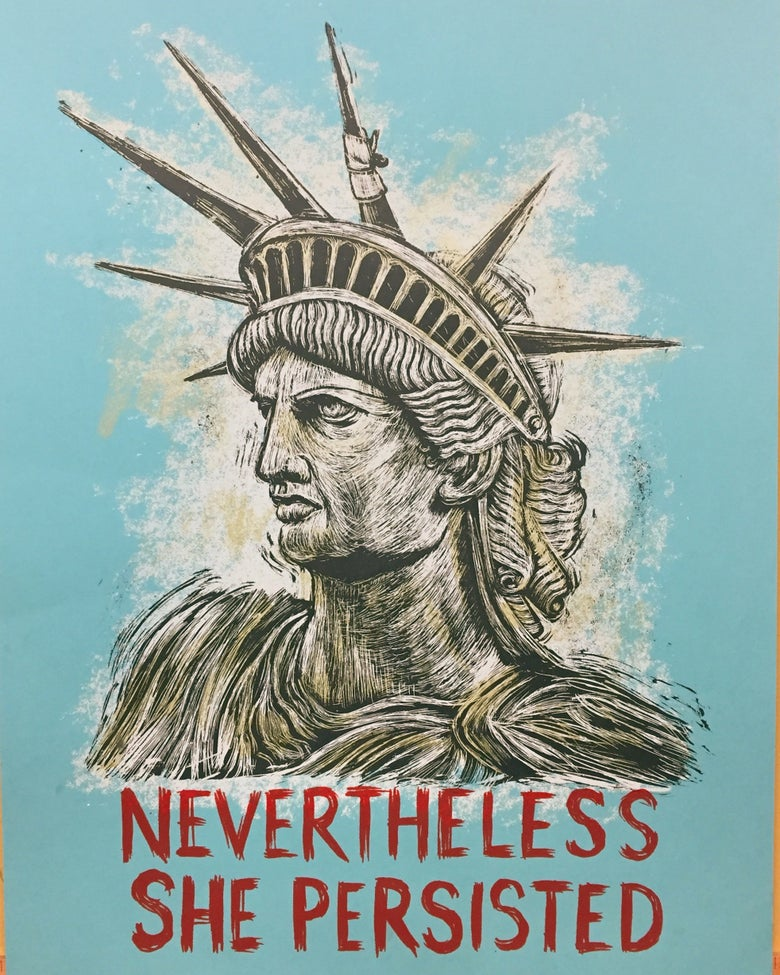 Image of Nevertheless She Persisted
