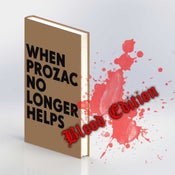 "PREORDER Niklas Kvarforth ""When Prozac No Longer Helps"" 4th Ed HARDCOVER BLOOD EDITION"