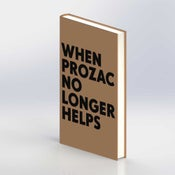 "Image of PREORDER Niklas Kvarforth ""When Prozac No Longer Helps"" 4th Ed HARDCOVER"
