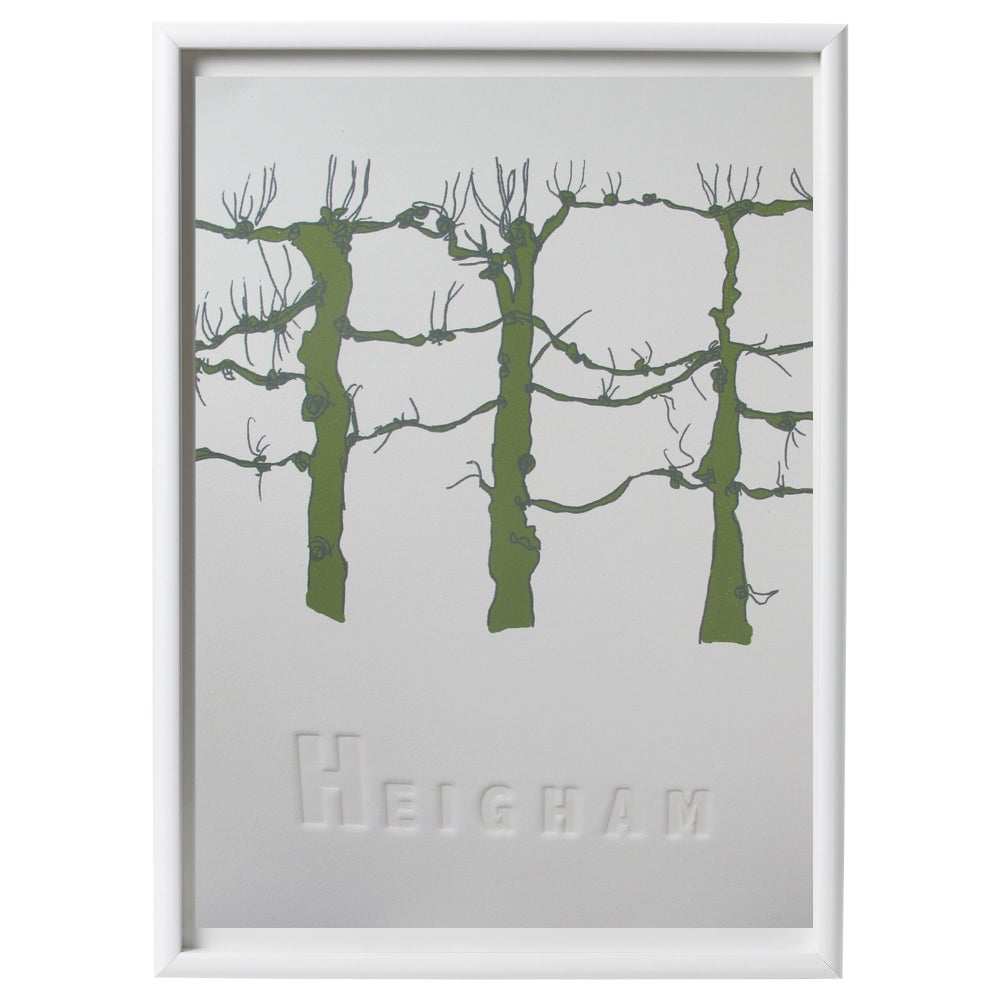 Image of H is for Heigham Print