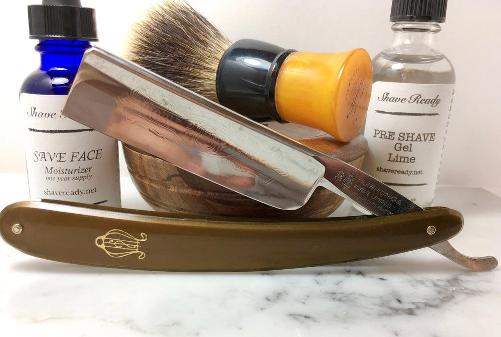 Image of Filarmonica 14 DT JMP Shave Ready Straight Razor