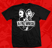 Image of A Fat Wreck Blu-Ray / T Shirt Bundles