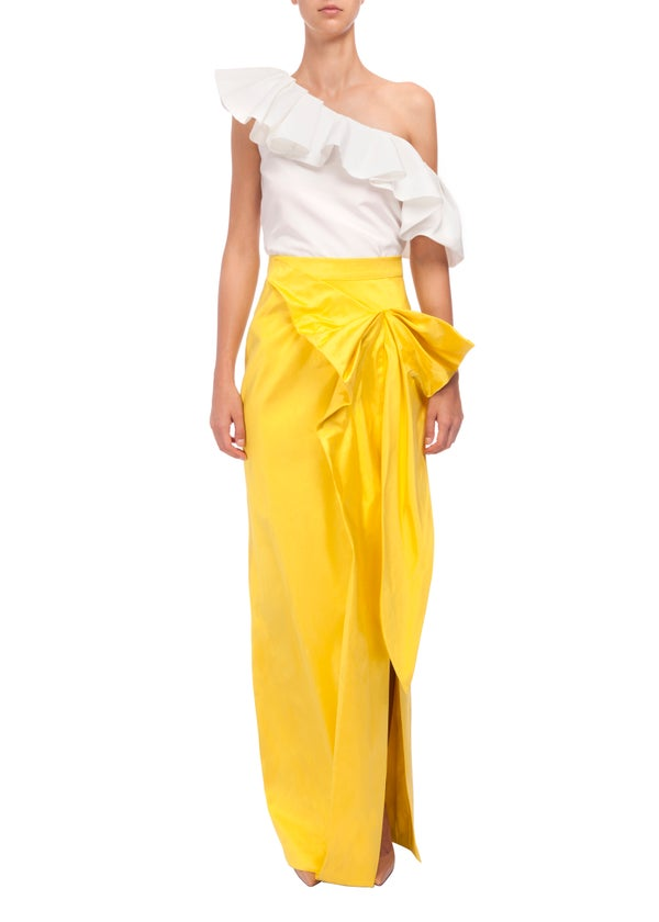 Twinflower SkirtSS17 - Melissa Bui