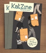Image of Katzine - The Factory Issue