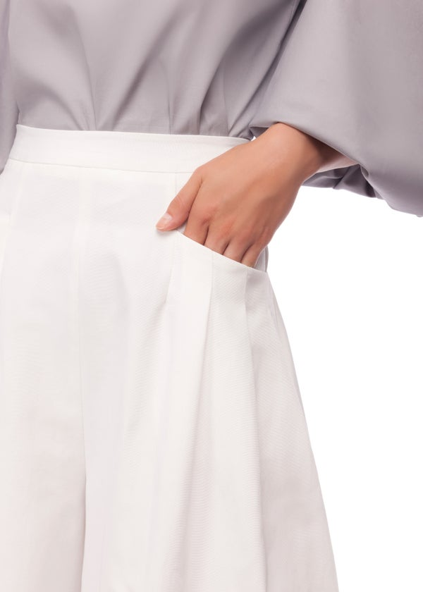 Lily Trousers (Black & White) - Melissa Bui
