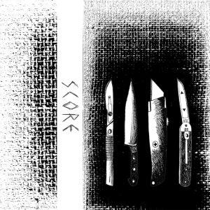 Image of SCORE Demo Cassette