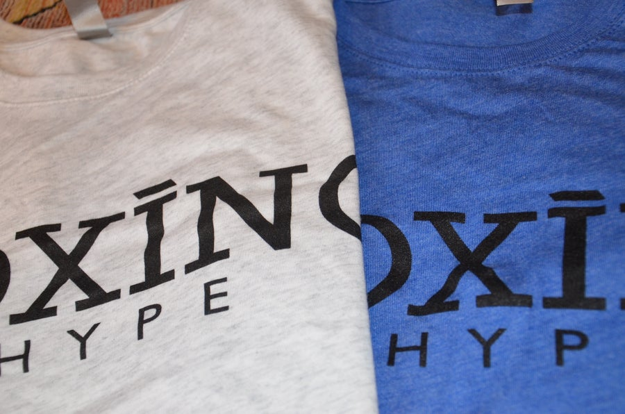 Image of Women's BoxingHype logo tees (4 colors)