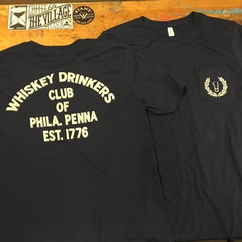 Image of Whiskey Drinkers Club Tee