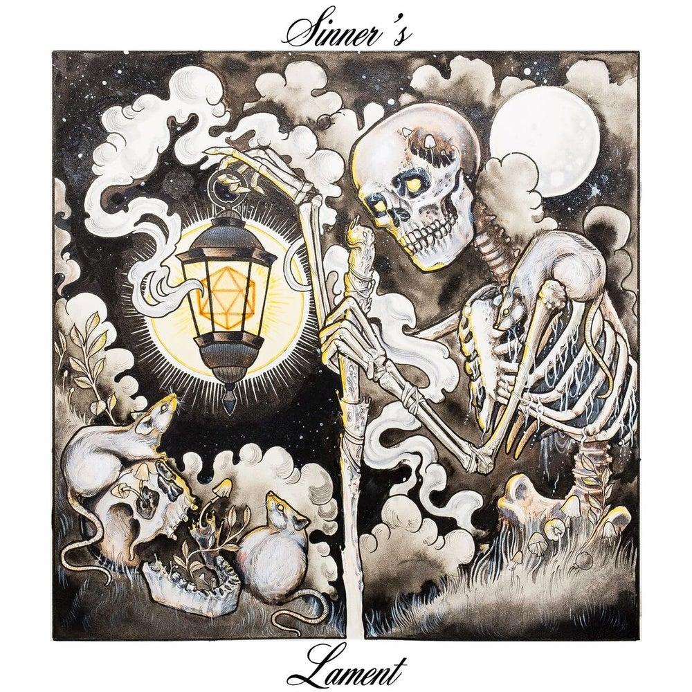 Image of Sinner's Lament Digipack Album