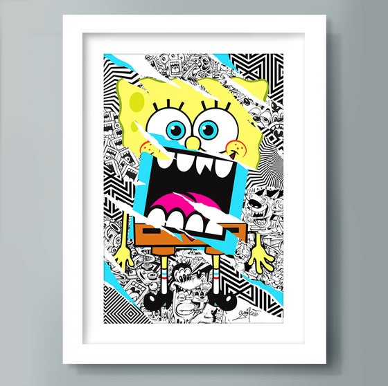 """Image of """"LOUDMOUF SQUARE PAINTS"""""""