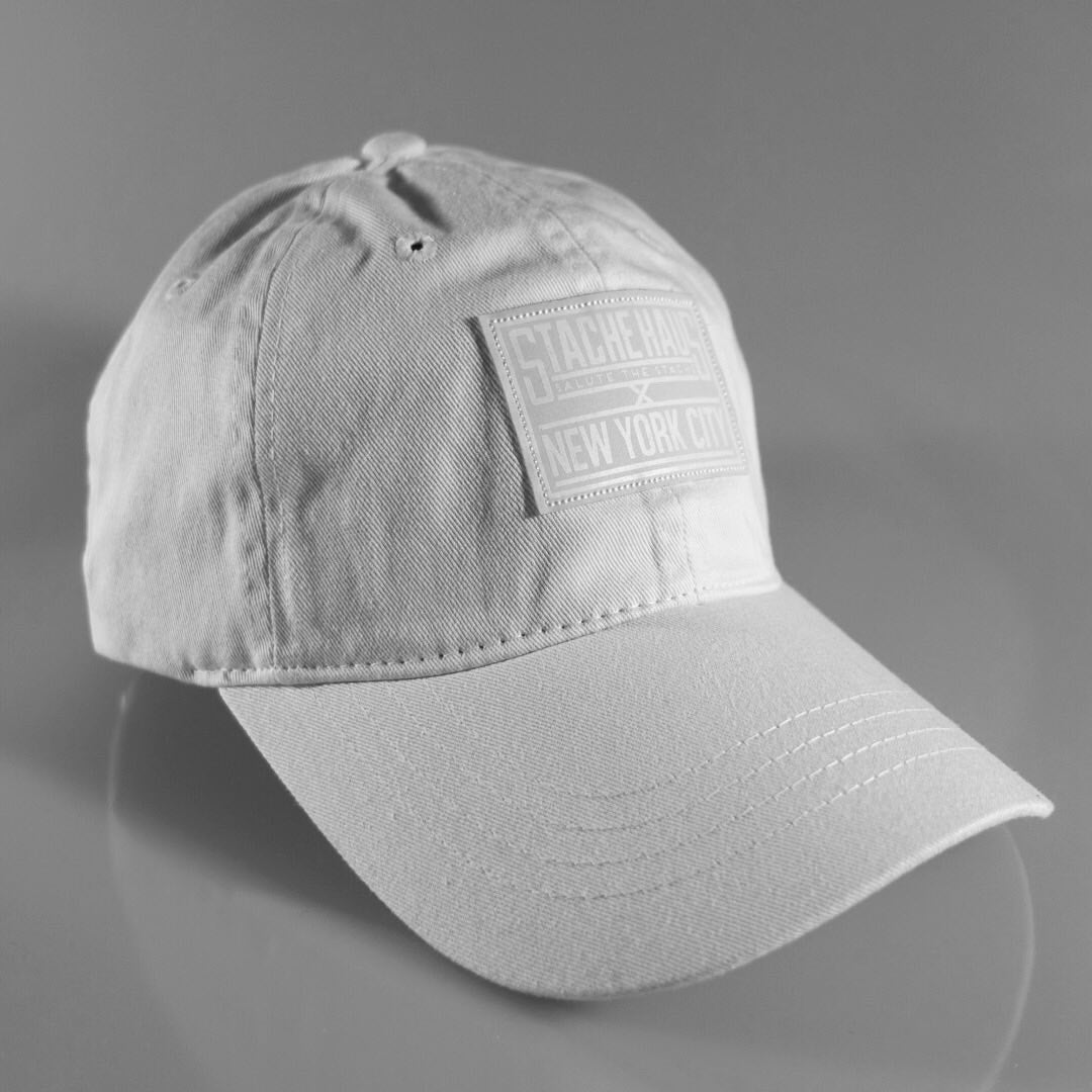 Image of Reflective SH x NYC White Dad Hat