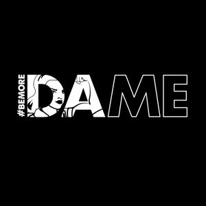 Image of Be More Dame T-Shirt