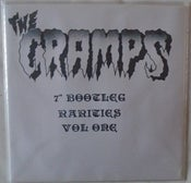Image of LP The Cramps : Bootleg Rarities Vol 1.
