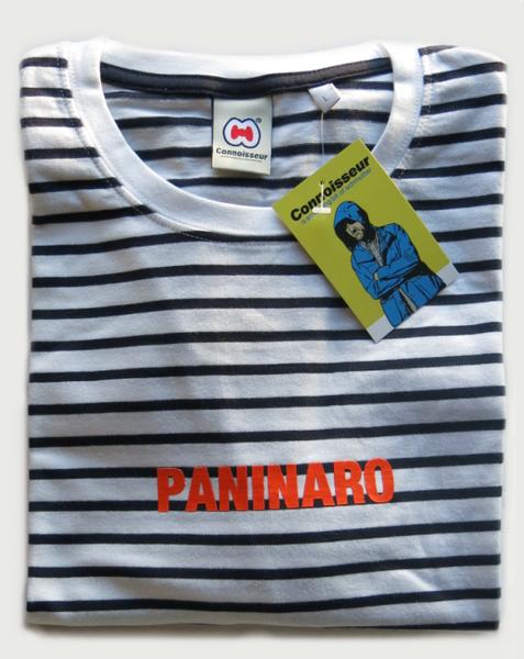 Image of PANINARO STRIPED TEE