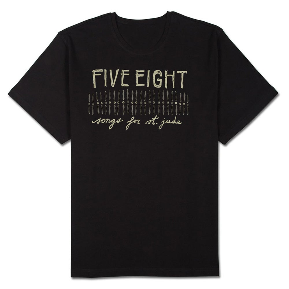 "Image of Five Eight ""St. Jude"" Tee - NEW!"