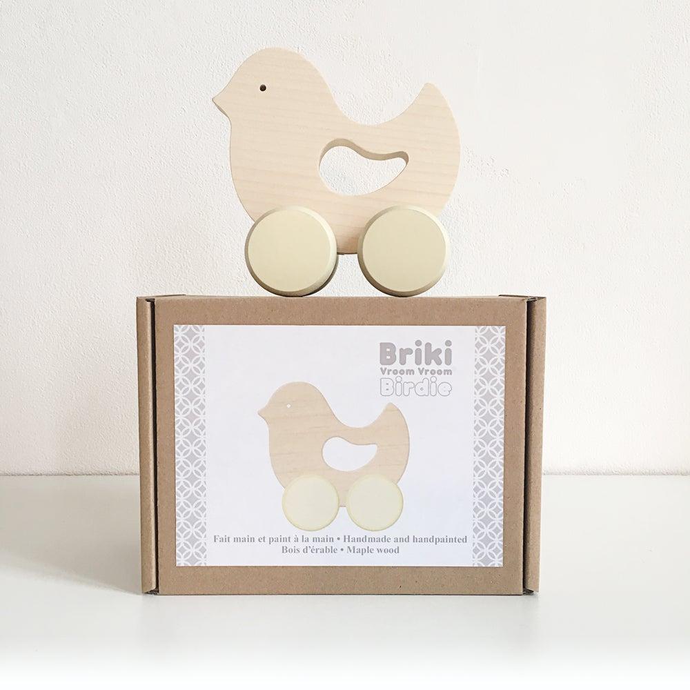 Image of Oiseau en bois - Birdie