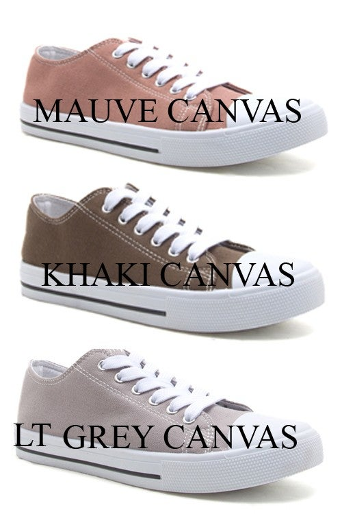 Image of Bare Converse Shoe