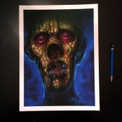 Image of Infected Limited Print