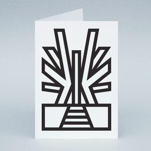 Image of War Memorial card