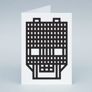 Image of House of Soviets card