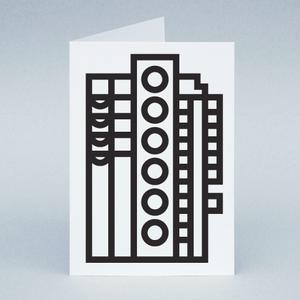 Image of Kiev Tower Block card