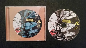 Image of Mistress Reptile Mistress! EP CD