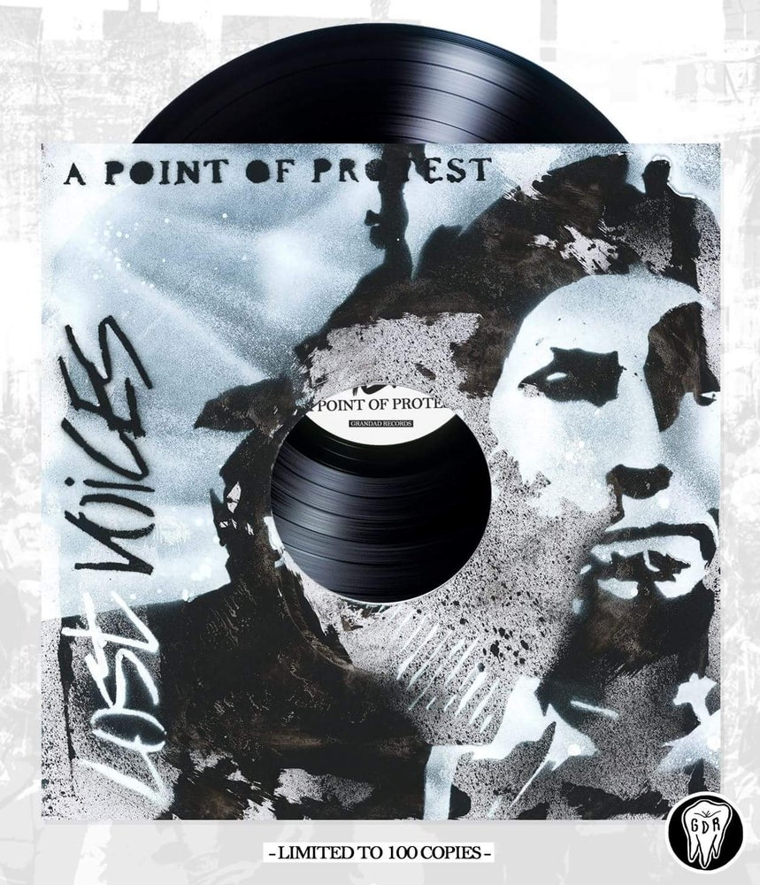 """Image of A Point Of Protest - Lost Voices EP 10"""" vinyl"""