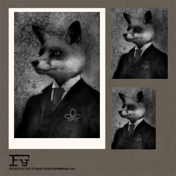 Image of Miss Fox & Mister Fox