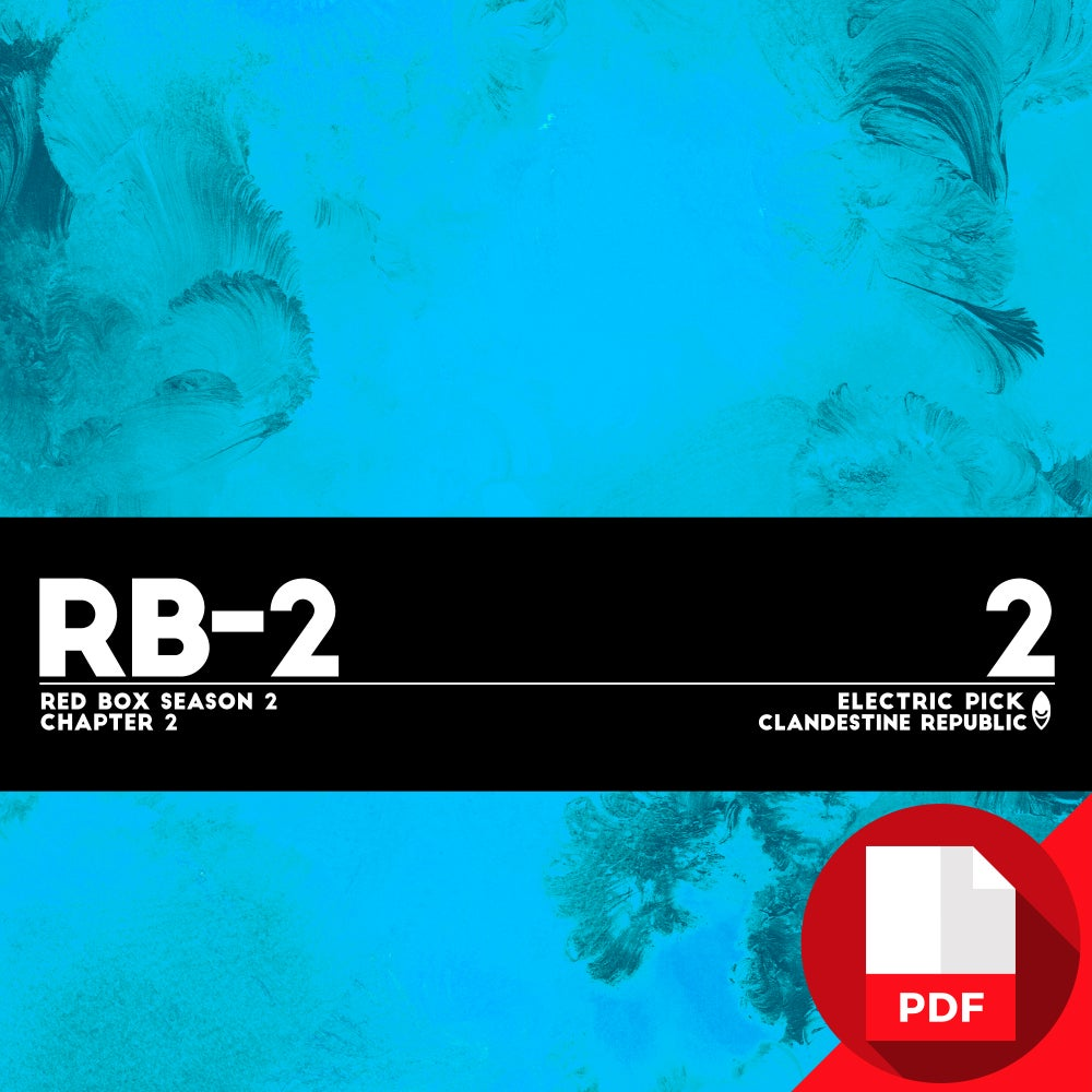 Image of RB2 Chapter 2 - DIGITAL EDITION