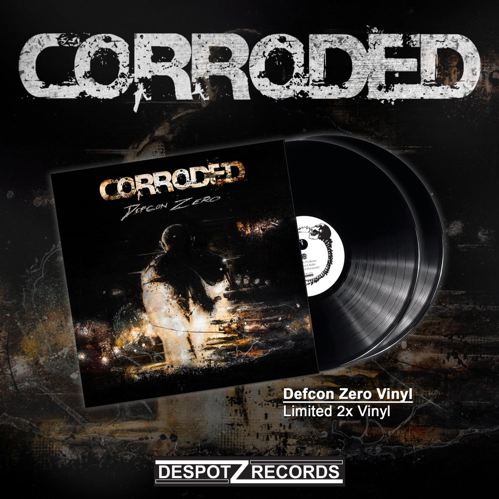 Image of Corroded - Defcon Zero (2x Vinyl)