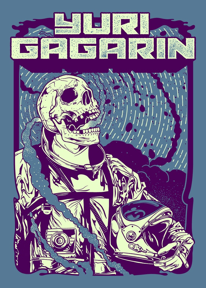 Image of Cosmic Ruin T-Shirt