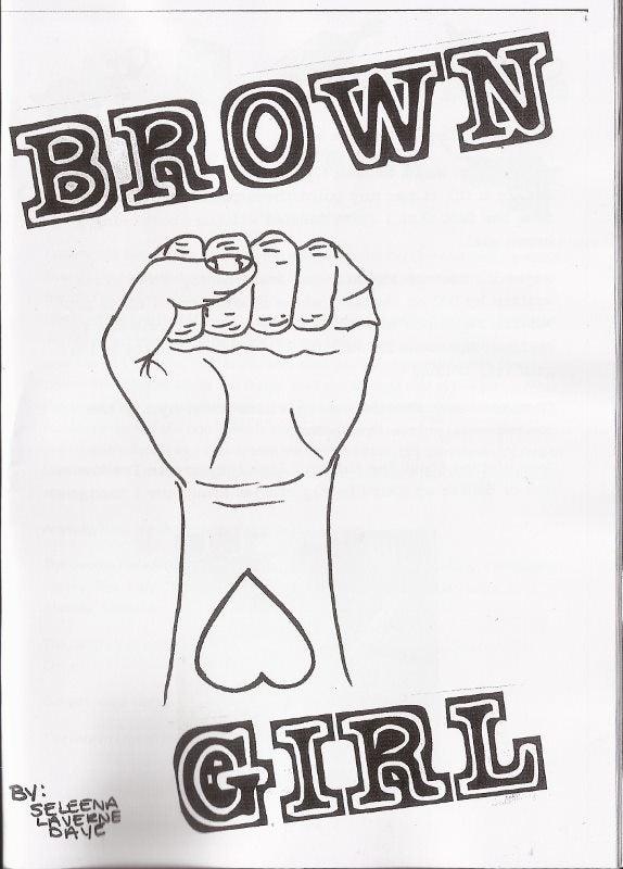 Image of Brown Girl
