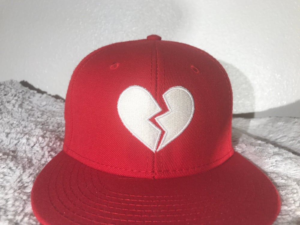 Image of HeartBreakers SnapBack Red
