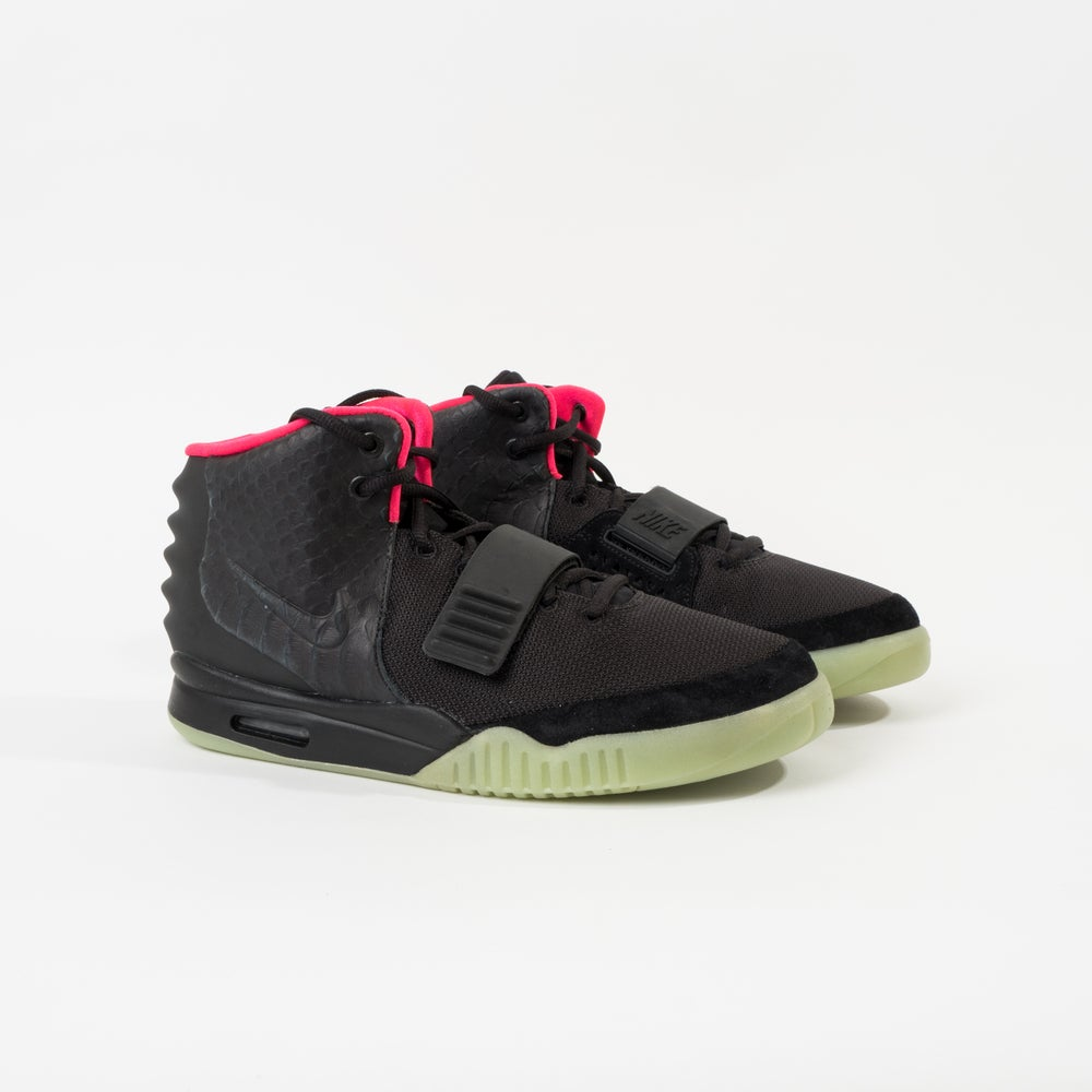 """Image of NIKE AIR YEEZY 2 NRG """"SOLAR RED"""""""