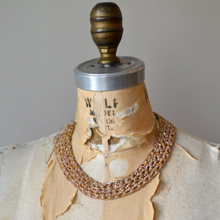 Image of Arielle de Pinto estate collar