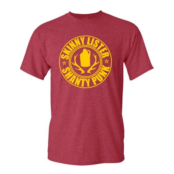 Image of ANTIQUE CHERRY Shanty Punk T-shirt